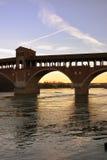 мост старый Стоковые Изображения