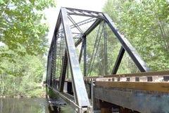 мост старый Стоковая Фотография