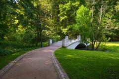 мост старый Стоковые Изображения RF