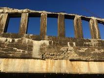 мост старый Стоковое Фото