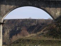 мост старый Стоковые Фотографии RF