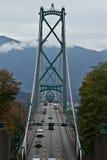 Мост строба львов Стоковые Изображения