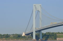 мост суживает verrazano стоковые фото