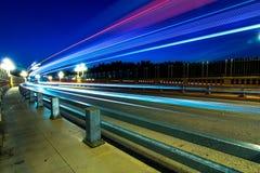 Мост суицида Пасадина стоковое фото rf