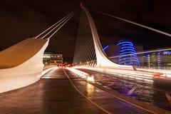 Мост Сэмюэла Беккета стоковое фото rf