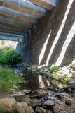 Мост следа заводи Des Moines Стоковое Фото