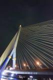 Мост Таиланд строба стоковые фотографии rf