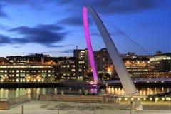 Мост тысячелетия Стоковое Изображение RF