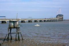 мост удя переднее традиционное Стоковые Фото