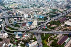 мост хайвея Стоковые Фото
