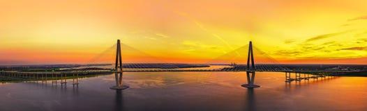Мост Чарлстона Стоковые Изображения