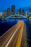 Мост через реку Sumida стоковая фотография