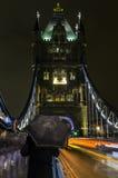 мост шлюпок london старый Стоковое Фото