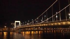 Мост Элизабета сток-видео