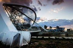 Мост любовников Стоковая Фотография