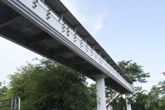 Мост для людей Стоковые Изображения