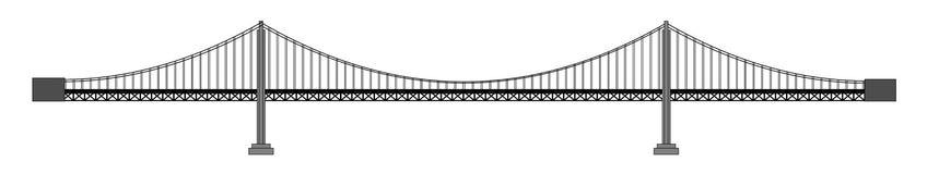 Мост бесплатная иллюстрация