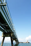 мост Стоковая Фотография