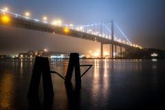 Мост 5 Стоковая Фотография