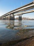 мост 6 Стоковые Фотографии RF