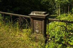 мост amsterdam романтичный стоковая фотография rf