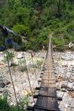 Мост Annapurna стоковые изображения