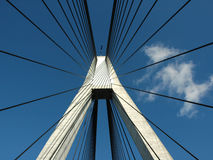 мост anzac стоковые фотографии rf
