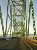 Мост Astoria-Megler стоковые изображения