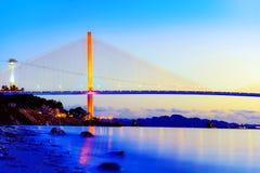 Мост Bai chay Стоковые Фото