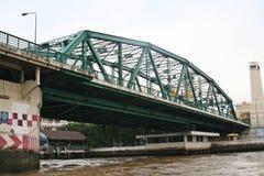 мост bangkok Стоковое Фото