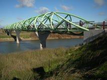 Мост Bicentenario Стоковая Фотография