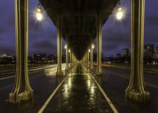 Мост Bir Hakim Стоковая Фотография