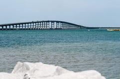 Мост Bonner, вход Орегона стоковые изображения