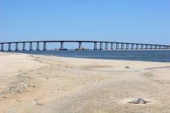 Мост Bonner стоковые фотографии rf
