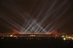 мост bosphorus Стоковая Фотография