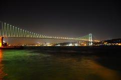 мост bosporus Стоковая Фотография RF