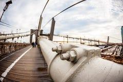 Мост Brooklin Стоковое Изображение