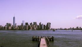 мост brooklyn New York Стоковые Изображения RF