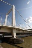 мост budapest elizabeth Венгрия Стоковое Изображение