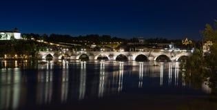 Мост Charles в Прага Стоковые Изображения