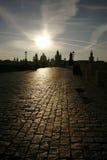 Мост Charles в Прага Стоковая Фотография