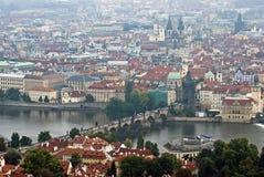 Мост Charles в Прага Стоковая Фотография RF
