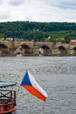 Мост Charles, Прага Стоковое Фото