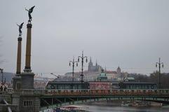 Мост Chekhov Стоковая Фотография