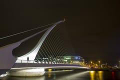 мост dublin Ирландия samuel beckett Стоковые Изображения RF