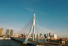 Мост Erasmus Стоковое фото RF