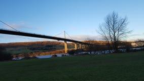 Мост Erskine Стоковая Фотография RF