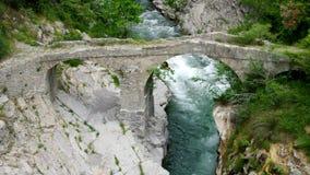 Мост Fanghetto Стоковая Фотография