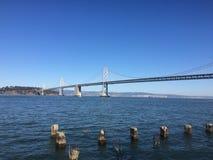 мост francisco san залива Стоковое фото RF