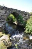 Мост Garfinny в Dingle, Керри графства, Ирландии Стоковое Изображение